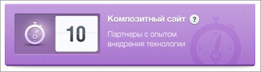 Композитный сайт - компетенция