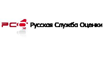 """Портал для компании """"Русская служба оценки"""""""