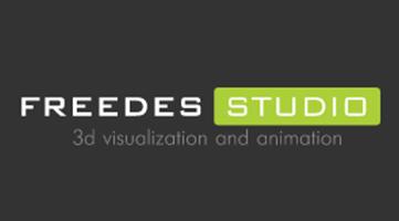 Студия 3D визуализации и анимации Фридес Студио