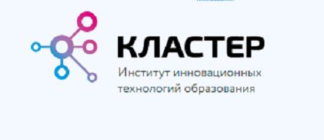 """Институт """"Кластер"""""""