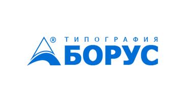 """Корпоративный портал типографии """"Борус"""""""
