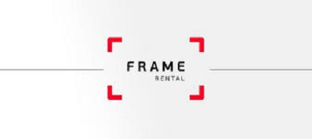 Корпоративный портал компании Frame Rental