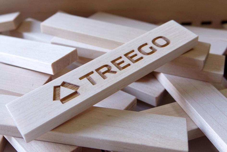 Деревянные конструкторы Treego