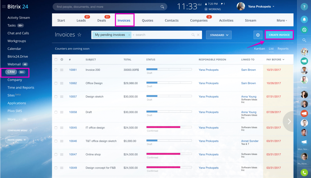 Recurring Invoices - What is recurring invoice for service business