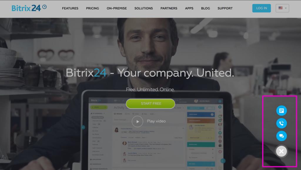 Lead Form cho website của bạn