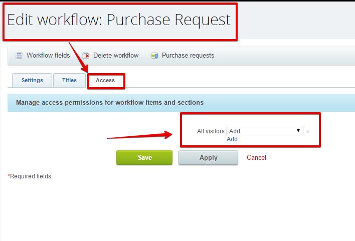 [Workflows] Activity Stream: Yêu cầu mua hàng 10