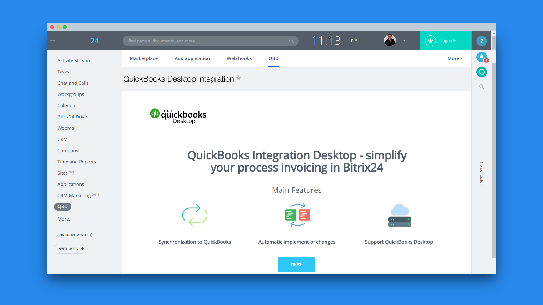 quickbook application